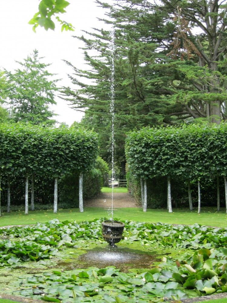 The Octagon Cloister Garden