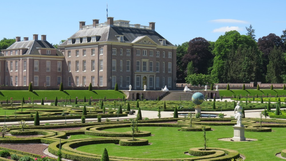 The Palace and Lower Garden