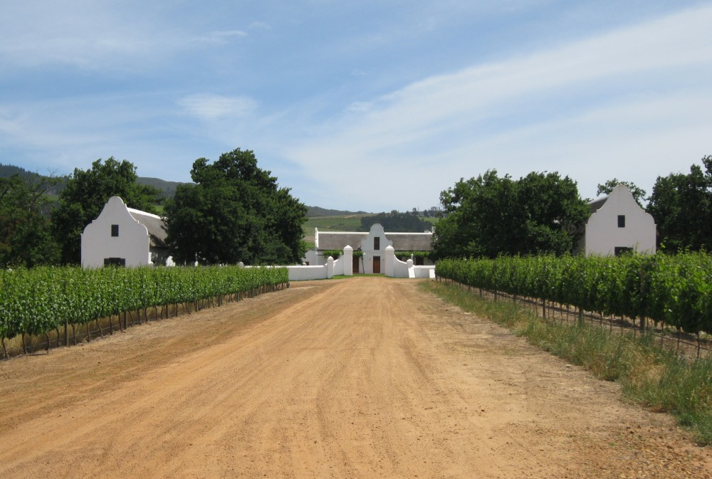 Babylonstoren Farmstead