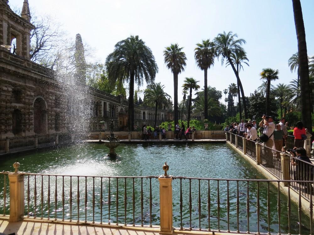 The Garden of the Mercury Pond