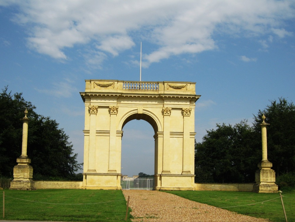 The Corinthian Arch