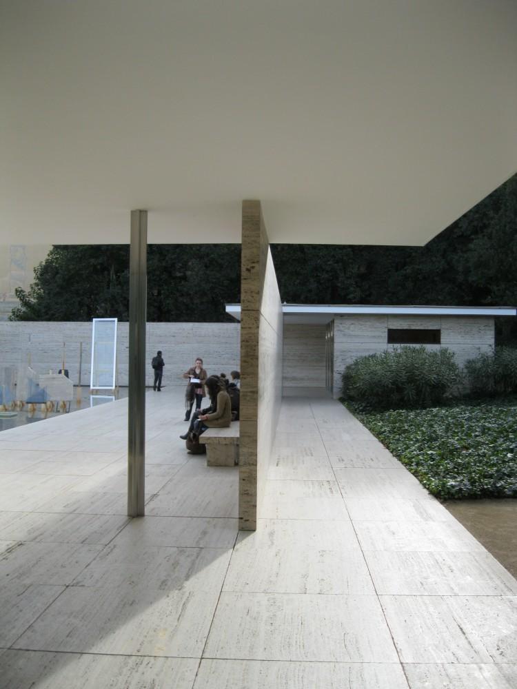 Walls into Landscape