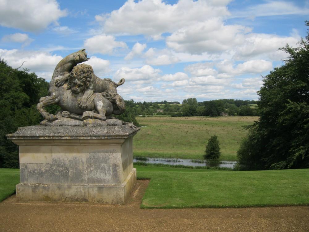 Lion and Horse by Scheemaker