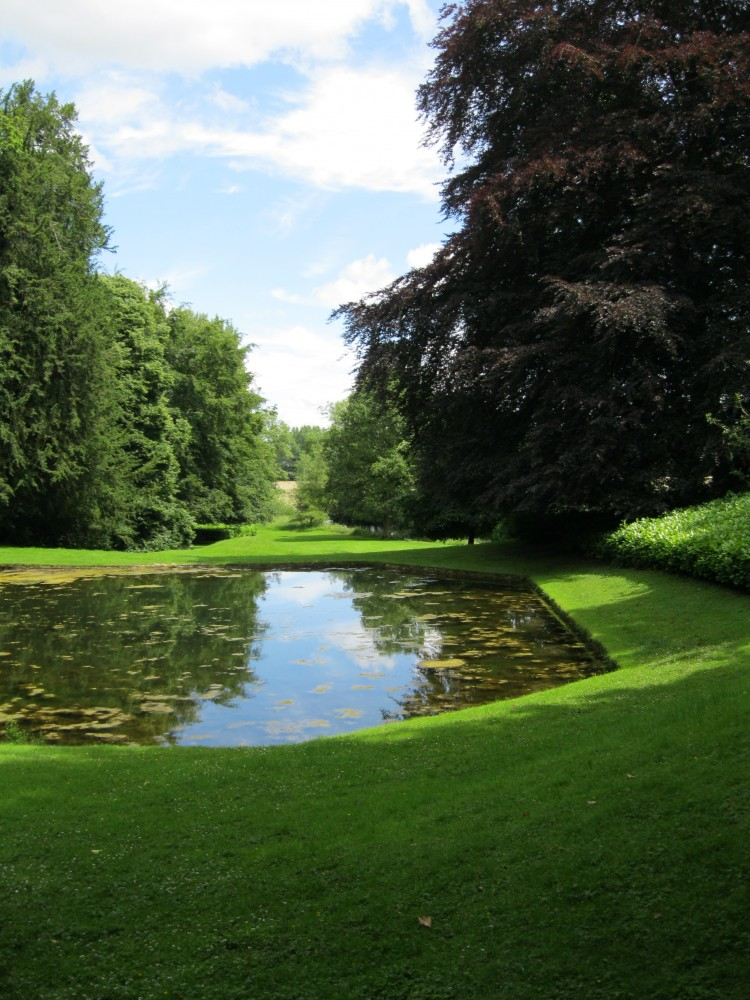 Octagon Pond