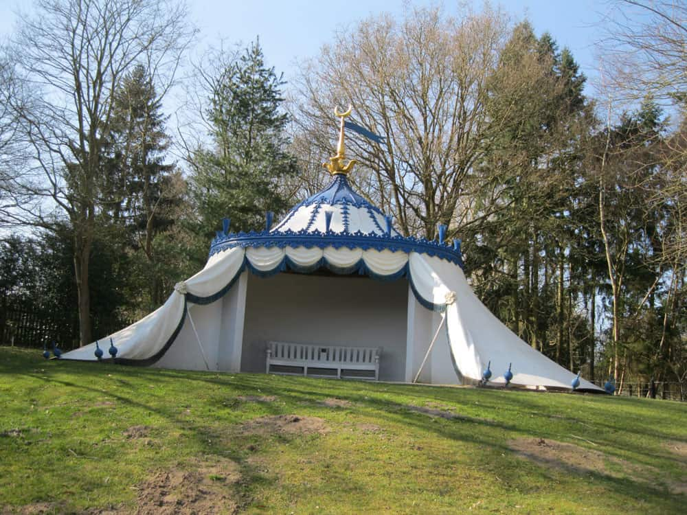 The Turkish Tent