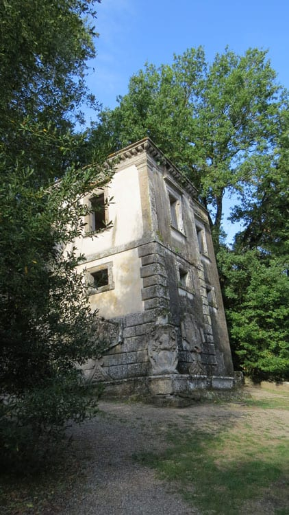 The Leaning House