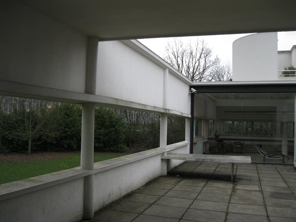 The Salon Terrace