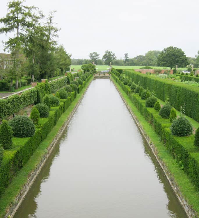 The Long Canal, from The Tall Pavilion