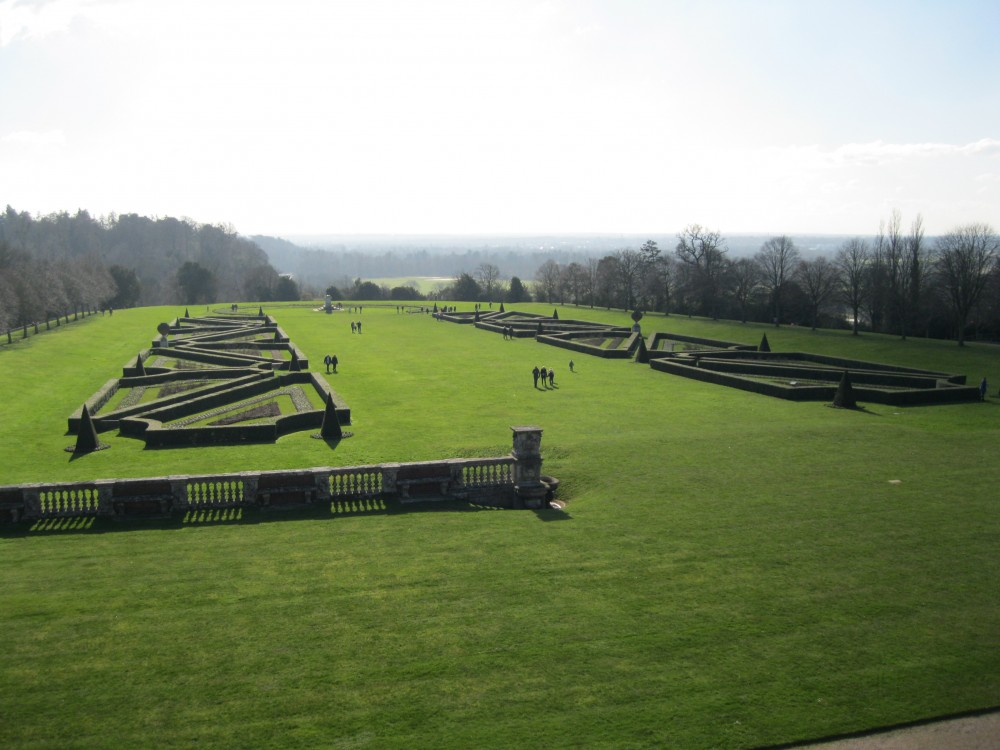 The Parterre