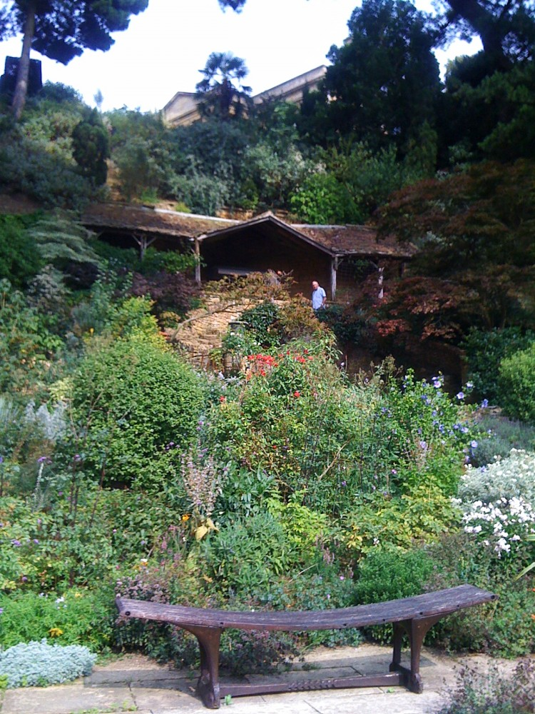 The Lower Garden