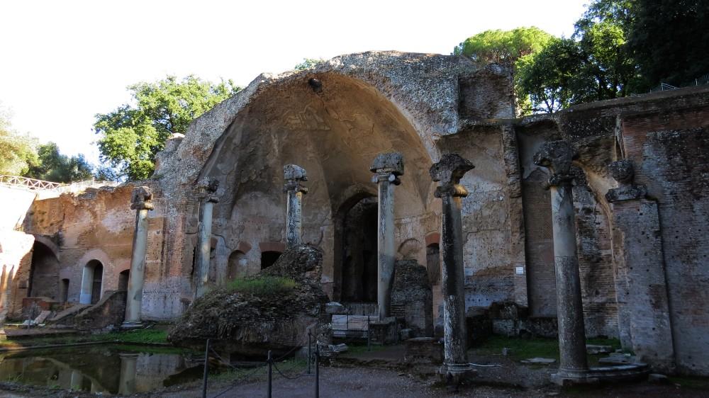The Canopus - Nymphaeum