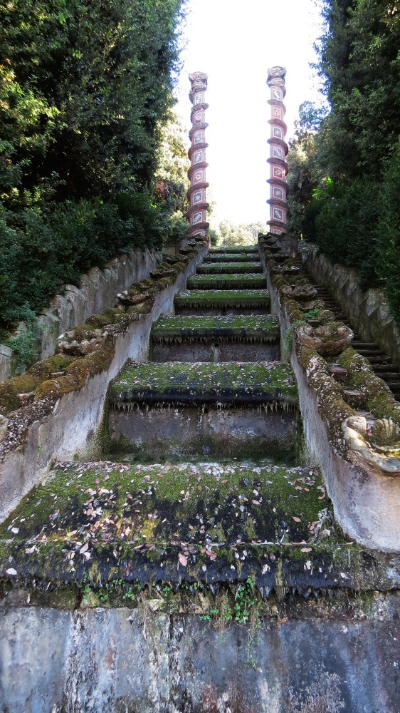 The Water Staircase