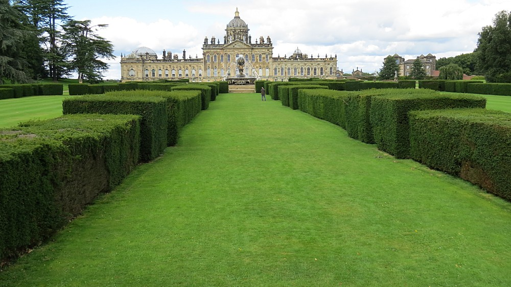 The South Parterre