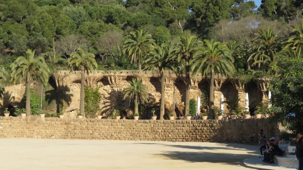 Retaining Walls to The Esplanade