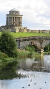 The Mausoleum and New River Bridge