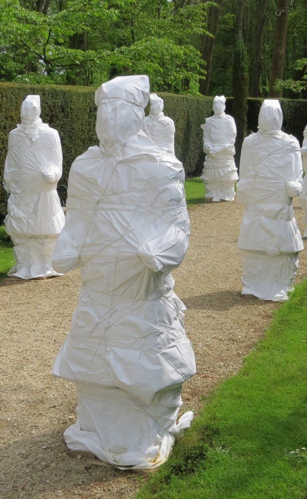 The Wrapped Terracotta Army