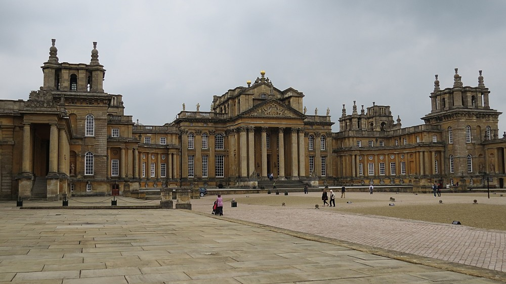 The North Front