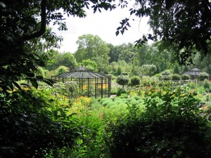 The Walled Garden in Summer