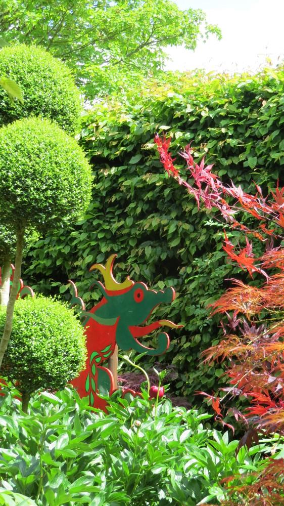 The Dragon Garden