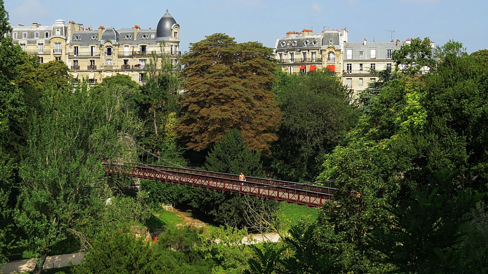 Eiffel's Bridge