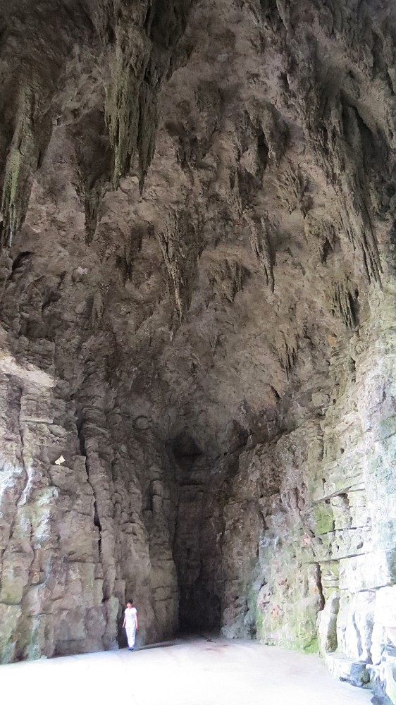 The Grotto - Stalactites