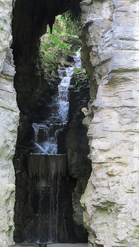 The Grotto - Waterfall