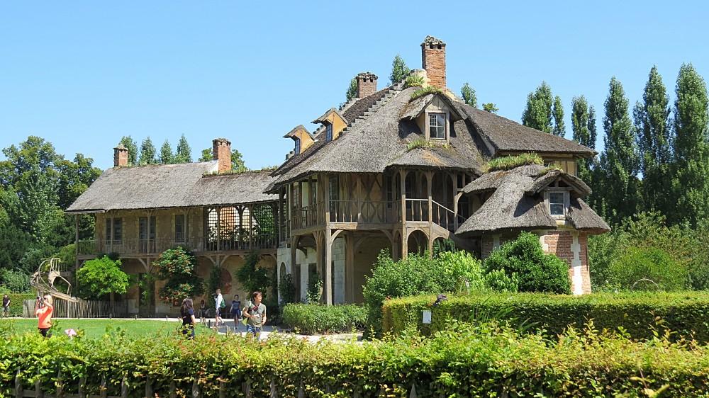 Le Hameau – The Queen's House