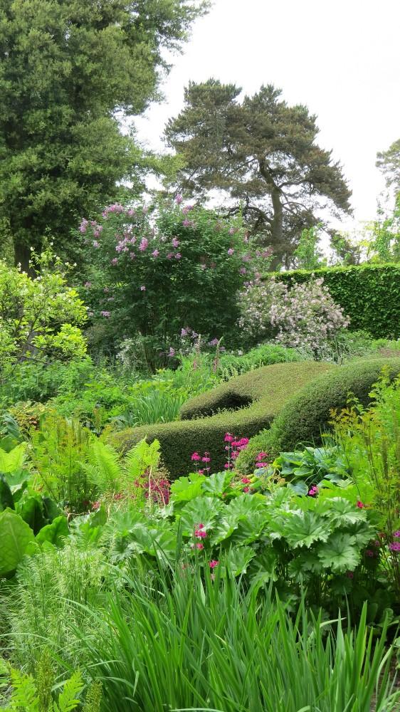 The Upper Stream Garden