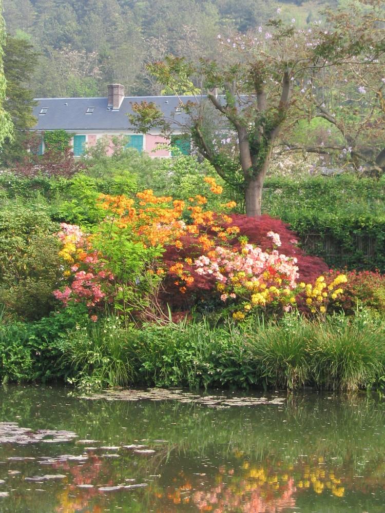 The Water Garden - Spring