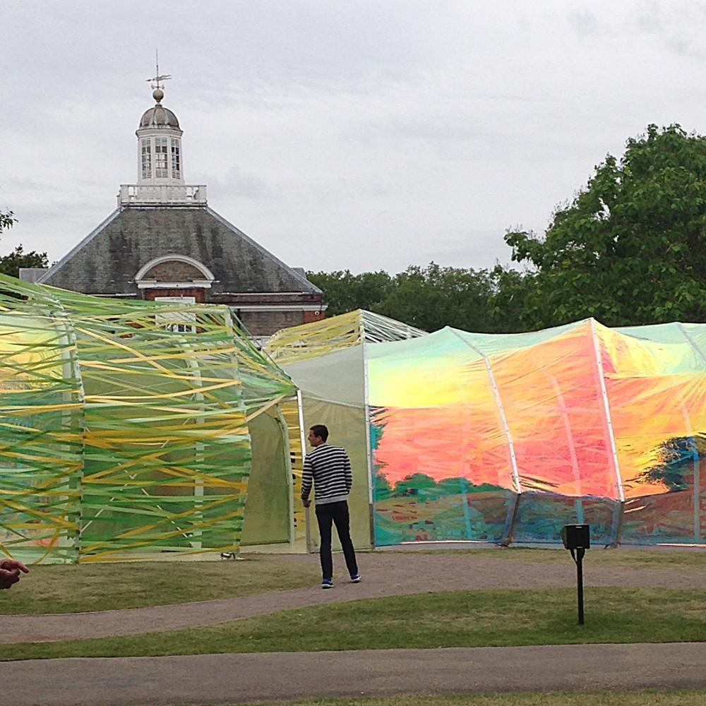 The Selgascano Pavilion - 2015
