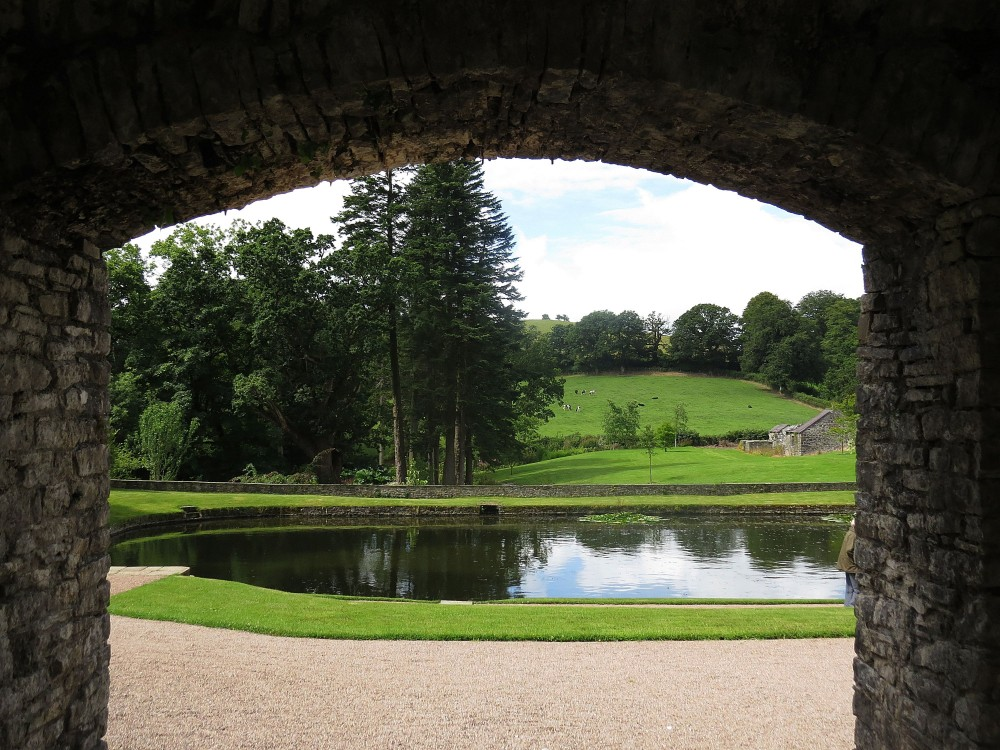 The Pond Garden