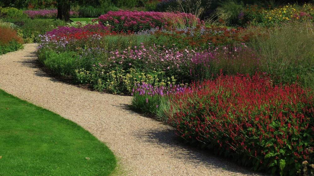 Piet Oudolf's Floral Labyrinth