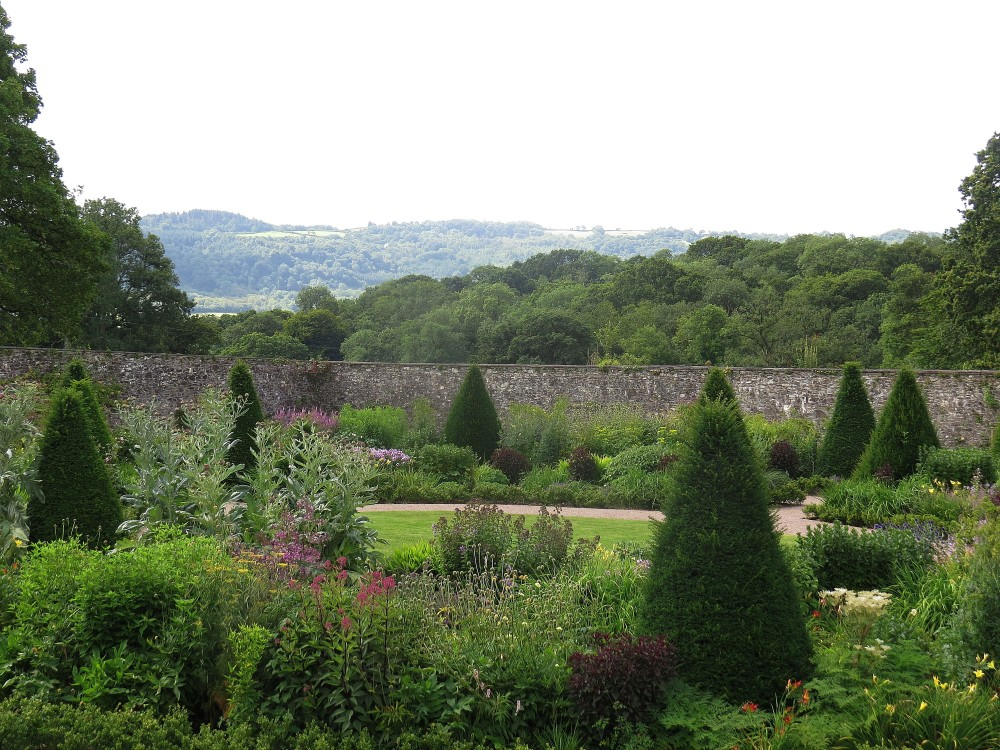 The Upper Walled Garden