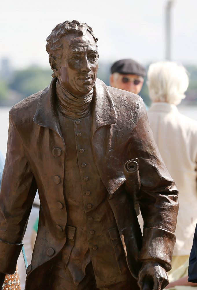 Hammersmith's Statue to Lancelot 'Capability' Brown