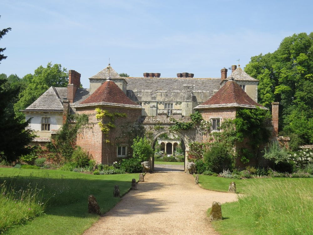 The Gatehouses, Courtyard and Manor House
