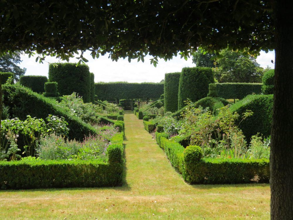 The East Garden