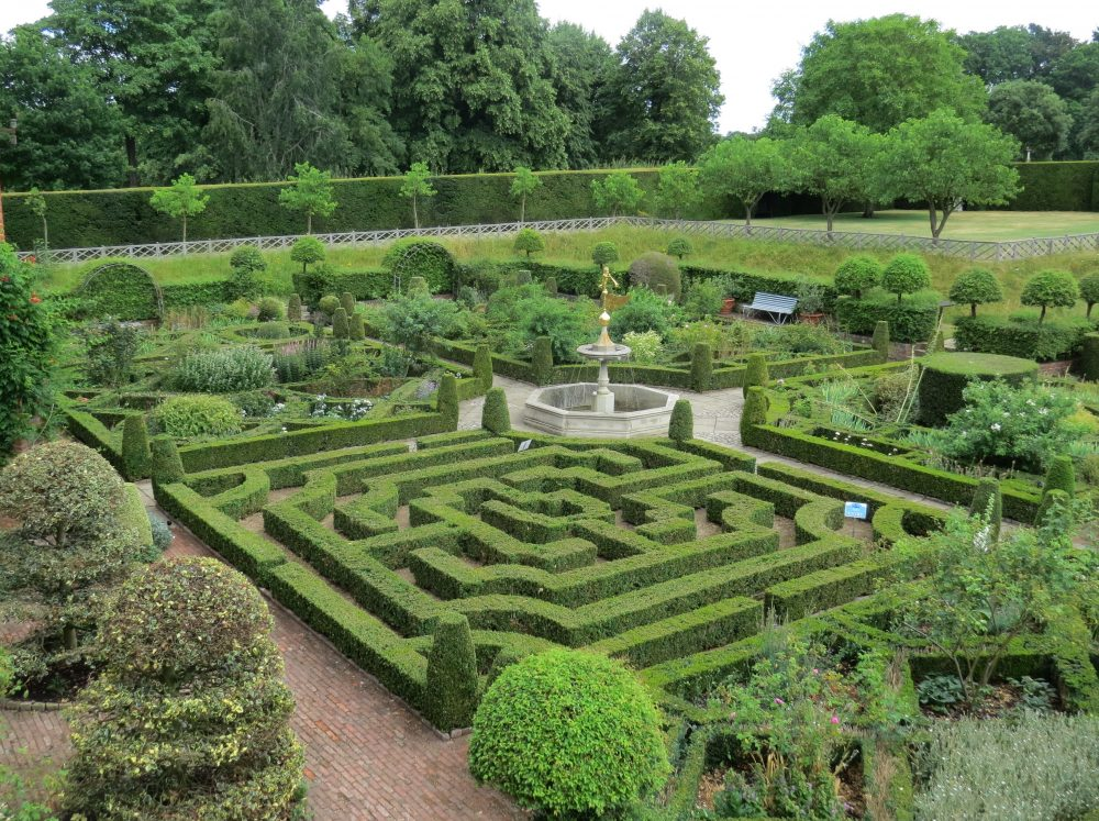 The Old Palace Garden