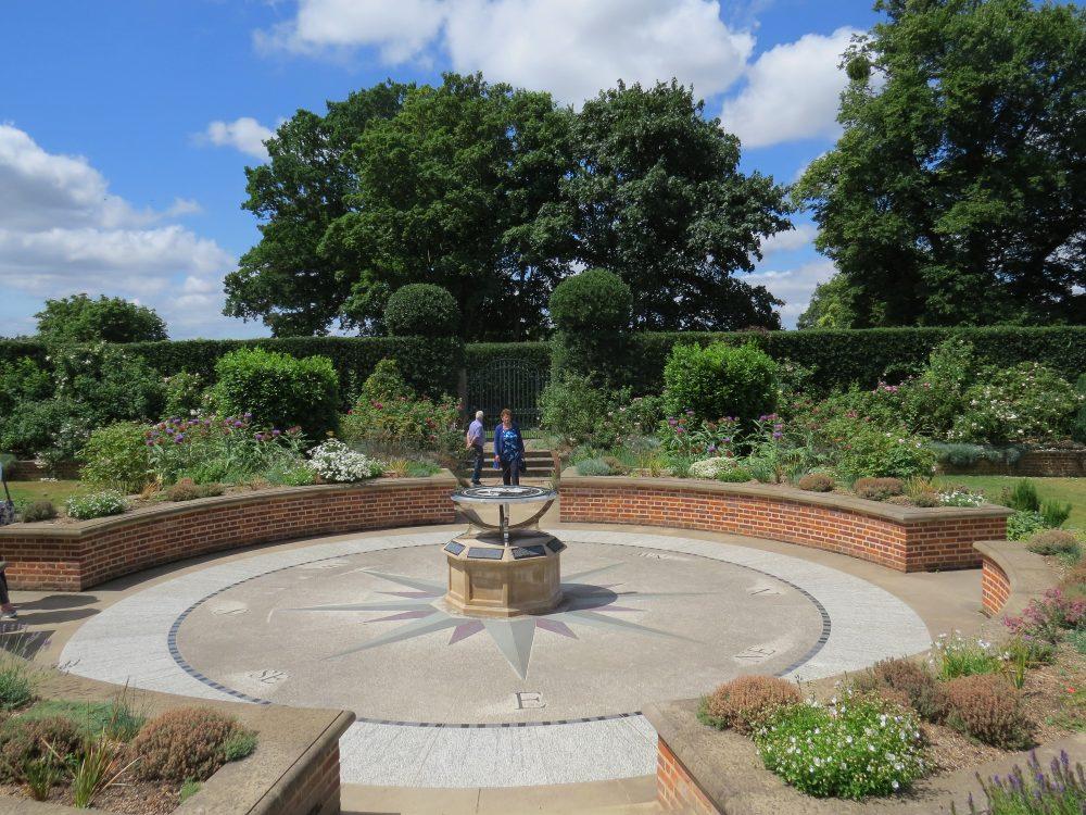 The Sundial Garden