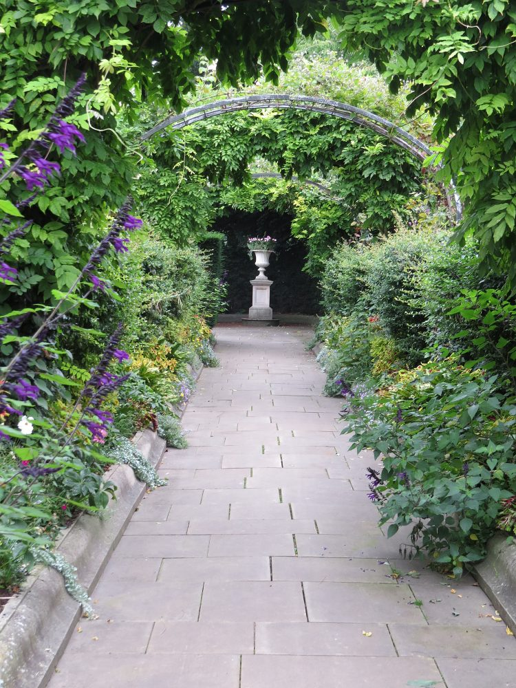 The Entrance to the Secret Garden