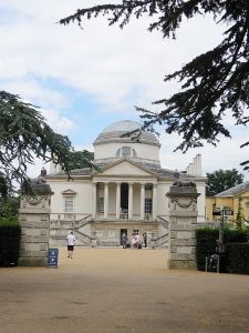Chiswick House Main Front