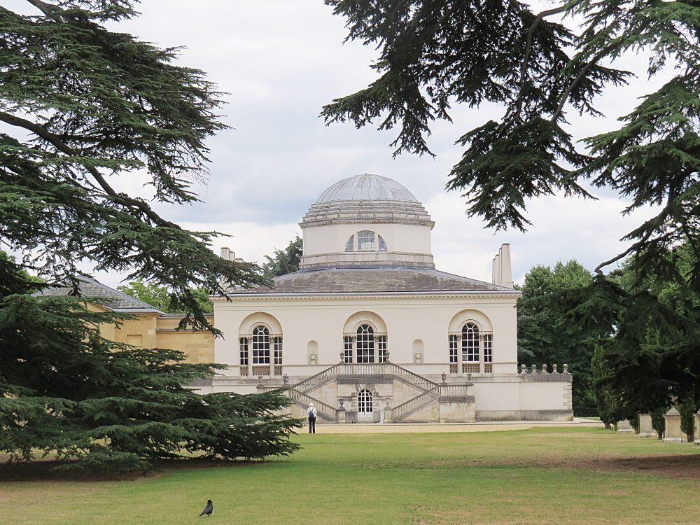 Chiswick House Garden Front