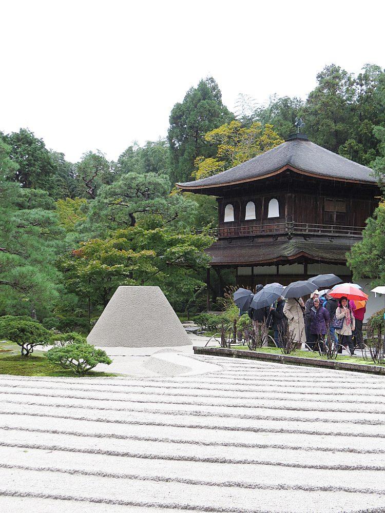 Ginkaku-ji's Dry Garden