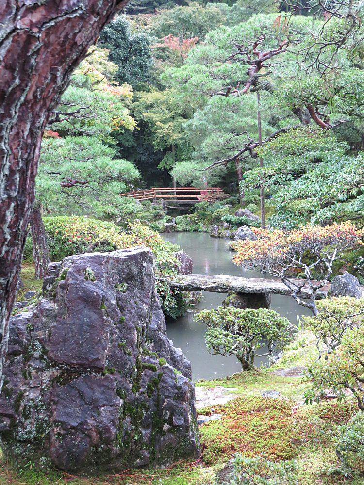 Ginkaku-ji's Stroll Garden
