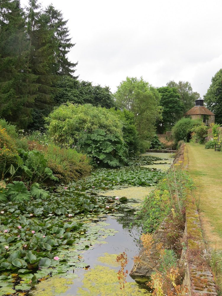 The Moat and Moat Walk