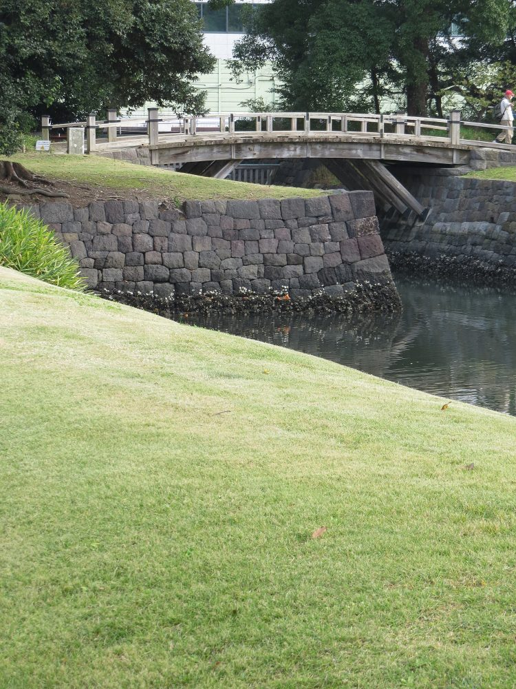 Uchibori (The Inner Moat)
