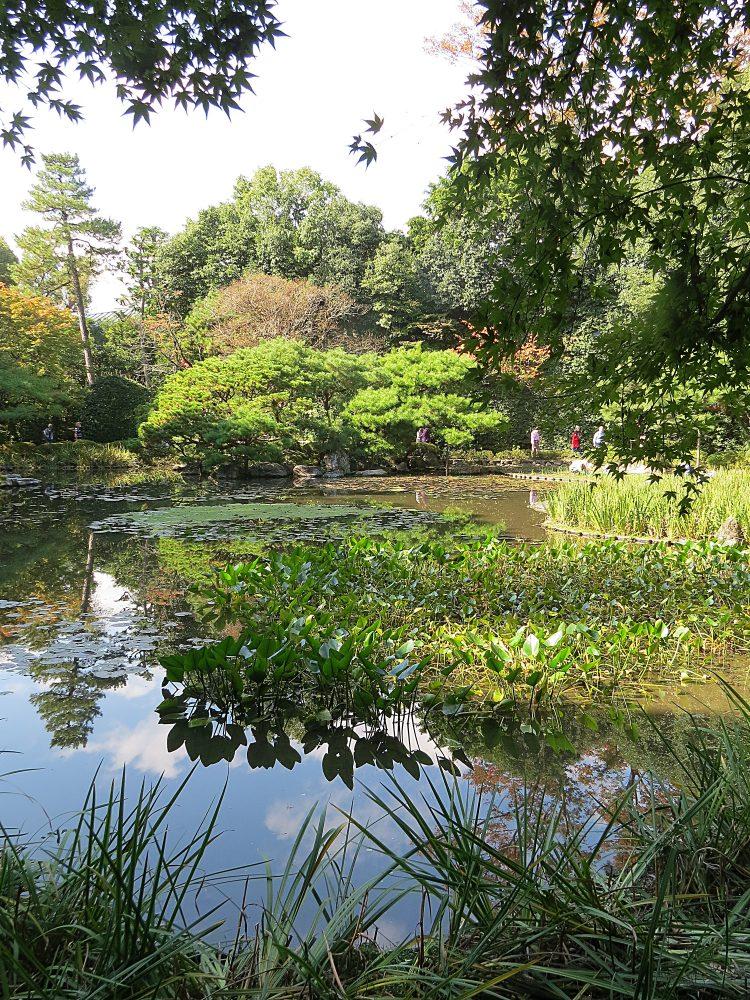 Naka shin'en Garden - Pond