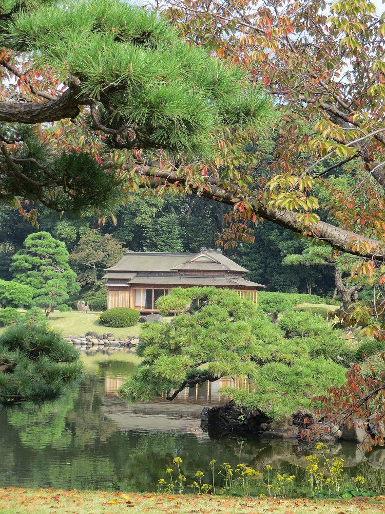 Matsu-no-ochaya (Pine Teahouse)