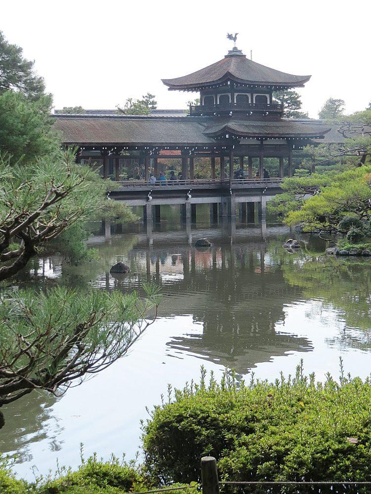 Taiheikaku (Covered Bridge)