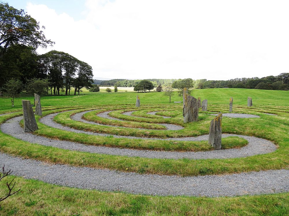 The Labyrinth and Monoliths