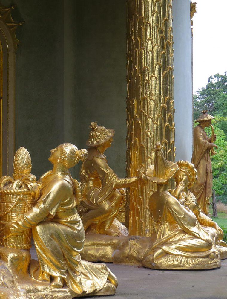 Gilded Figures